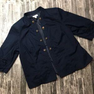 Beautiful Navy Blazer Suit Top Jacket